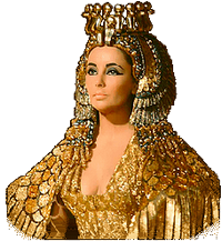 Открытие царицы Клеопатры