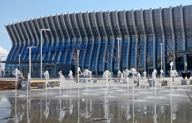 В Симферополе открылся новый терминал международного аэропорта