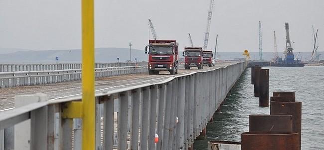 мост (РМ-1) через Керченский пролив