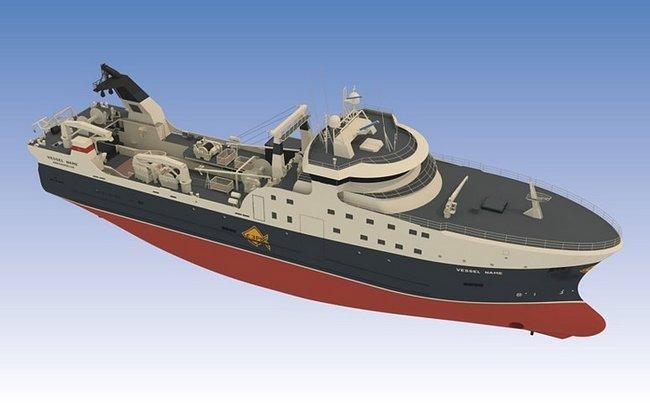 закладка головного судна на ВСЗ