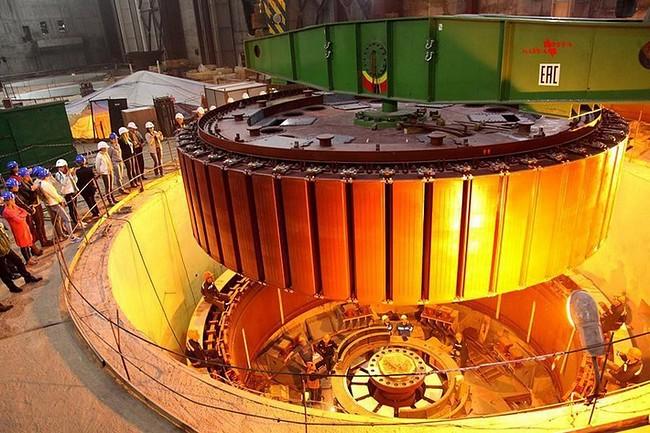 Нижне-Бурейская гидроэлектростанция
