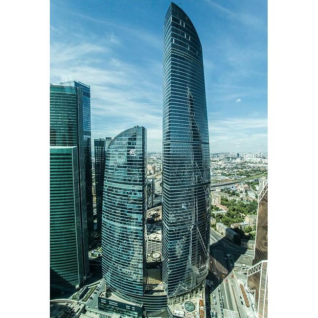 небоскреб Федерация в Москве
