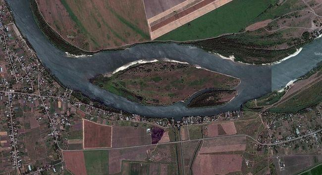 строительство Багаевского гидроузла