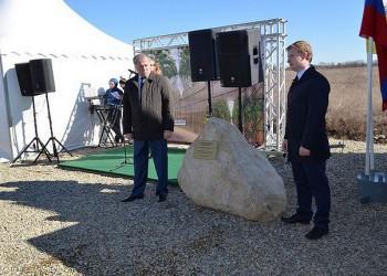В Ставропольском крае началось строительство нового тепличного комплекса