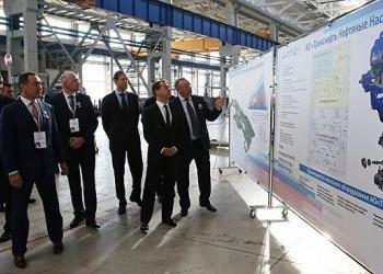 В Челябинске дан старт строительству завода по производству электродвигателей для насосов