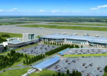 Строительство нового терминала аэропорта «Стригино» в Нижнем Новгороде
