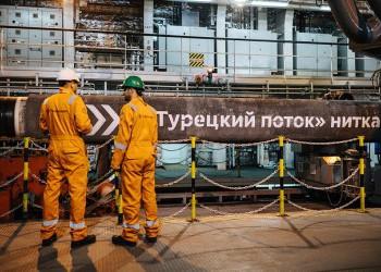 «Газпром» договорился о продлении «Турецкого потока» до Евросоюза