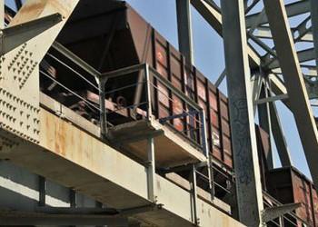 В Приамурье начато строительство нового железнодорожного моста через Зею