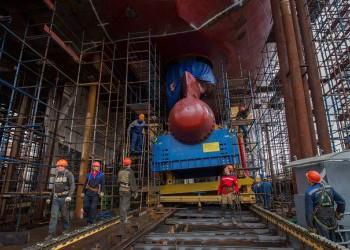 Проект 22600 ждет спуска: РФ получит самый мощный в мире неатомный ледокол