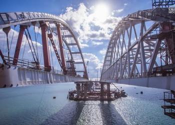 Крымский мост шокировал Youtube: «12-мильное инженерное чудо? Не удивительно. Русские – это мастера»