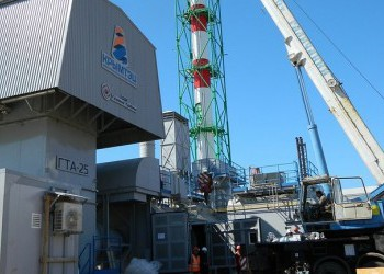 В Крыму завершилось строительство первой очереди Сакской ТЭЦ