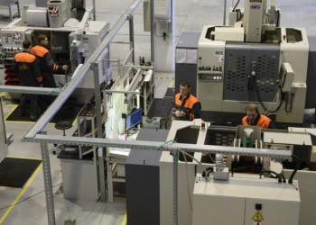 В Ленинградской области открыто инновационное импортозамещающее производство