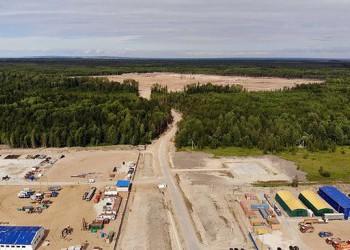 Газпром приступает к реализации проекта «Северный поток 2» в Ленинградской области