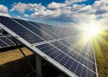 В Астраханской области начато строительство шести солнечных электростанций сумм. мощностью 90 МВт