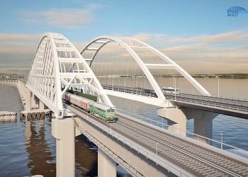 Крымский мост соединит два берега еще до конца 2017 года