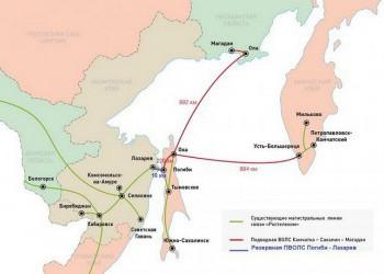 «Ростелеком» обеспечил Сахалин резервной оптической связью с материком