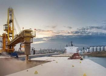 Началось строительство зернового терминала в порту Усть-Луга