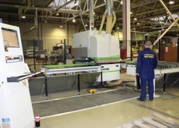 Крупная мебельная фабрика строится в Тверской области