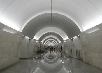 Открыт второй зал станции метро «Петровско-Разумовская»