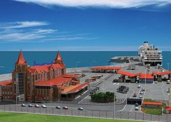 Началось строительство терминала для круизных судов