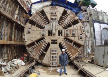 В Москве завершена проходка 2-го тоннеля метро до станции «Ховрино»