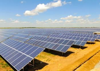 Завершился первый этап строительства Орской солнечной фотоэлектрической станции