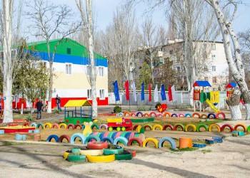 Шесть детских садов открыты в Крыму в 2016 году