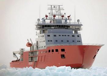 В Выборге заложено второе ледокольное судно обеспечения