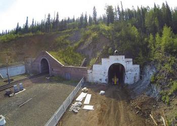 Под Красноярском завершили этап реконструкции Второго Джебского тоннеля