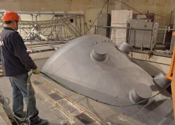 Монтаж парогенераторов завершен на четвертом энергоблоке Ростовской АЭС