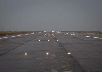 Новая взлетно-посадочная полоса аэропорта Волгоград введена в эксплуатацию