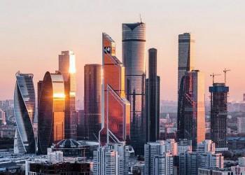 Официально завершено строительство 374-метрового небоскреба Федерация в Москве