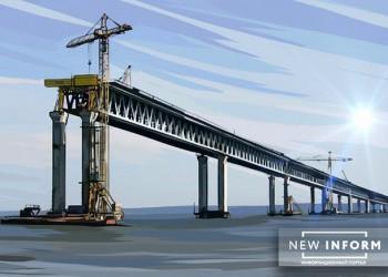 Керченский мост: инфраструктура «стройки века» растет с завидной скоростью