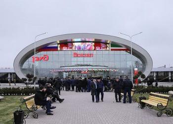 ОАО «РЖД» открыло новый вокзал в Гудермесе