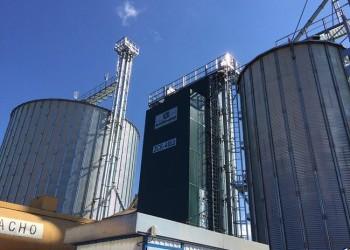 В Псковской области открыт зерносушильный комплекс