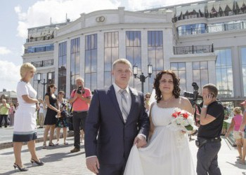 В Туле открылся новый Дворец бракосочетаний