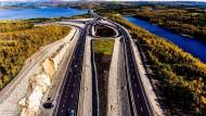 Реконструкция Восточной объездной дороги