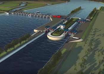 В Ростовской области началось строительство Багаевского гидроузла