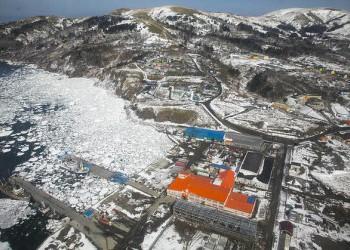 На острове Шикотан создают новые рыбоперерабатывающие предприятия