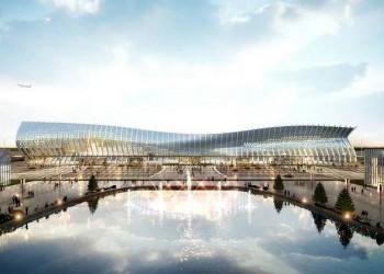 В Крыму начато строительство нового терминала Международного аэропорта «Симферополь»