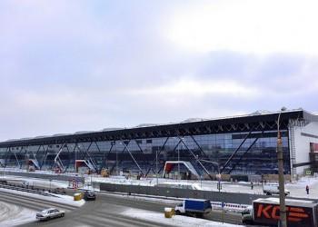 Строительство терминала «В» в Шереметьево