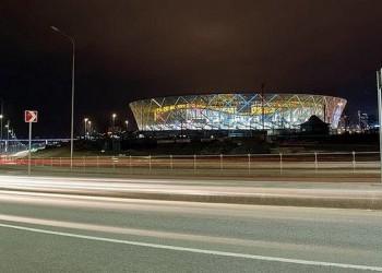 Построенный к ЧМ-2018 стадион в Волгограде ввели в эксплуатацию