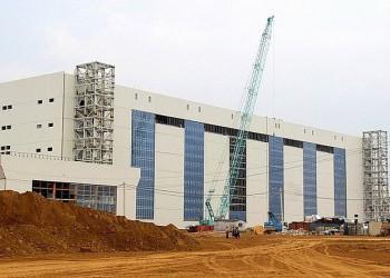 На Восточном завершается строительство комплекса заправки космического аппарата