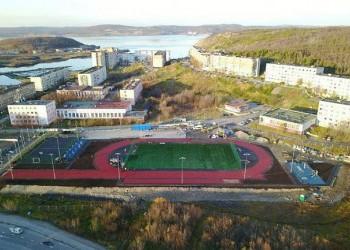 В Мурманской, Ярославской, Ленинградской областях и Санкт-Петербурге открылись спортивные комплексы