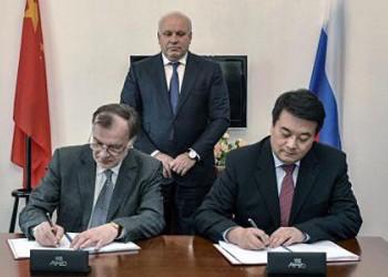 Китай построит уникальный марганцевый завод в Хакасии