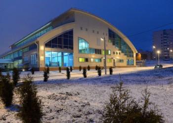 Новый спортивный объект построен в Ленинградской области