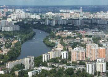Темпы строительства жилья в Москве резко выросли