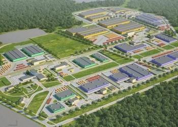 В пригороде Тюмени открыт первый индустриальный парк