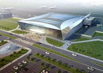 В новом аэропорту Саратова началось строительство аэровокзального комплекса