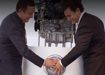 Ford строит в России завод по выпуску двигателей